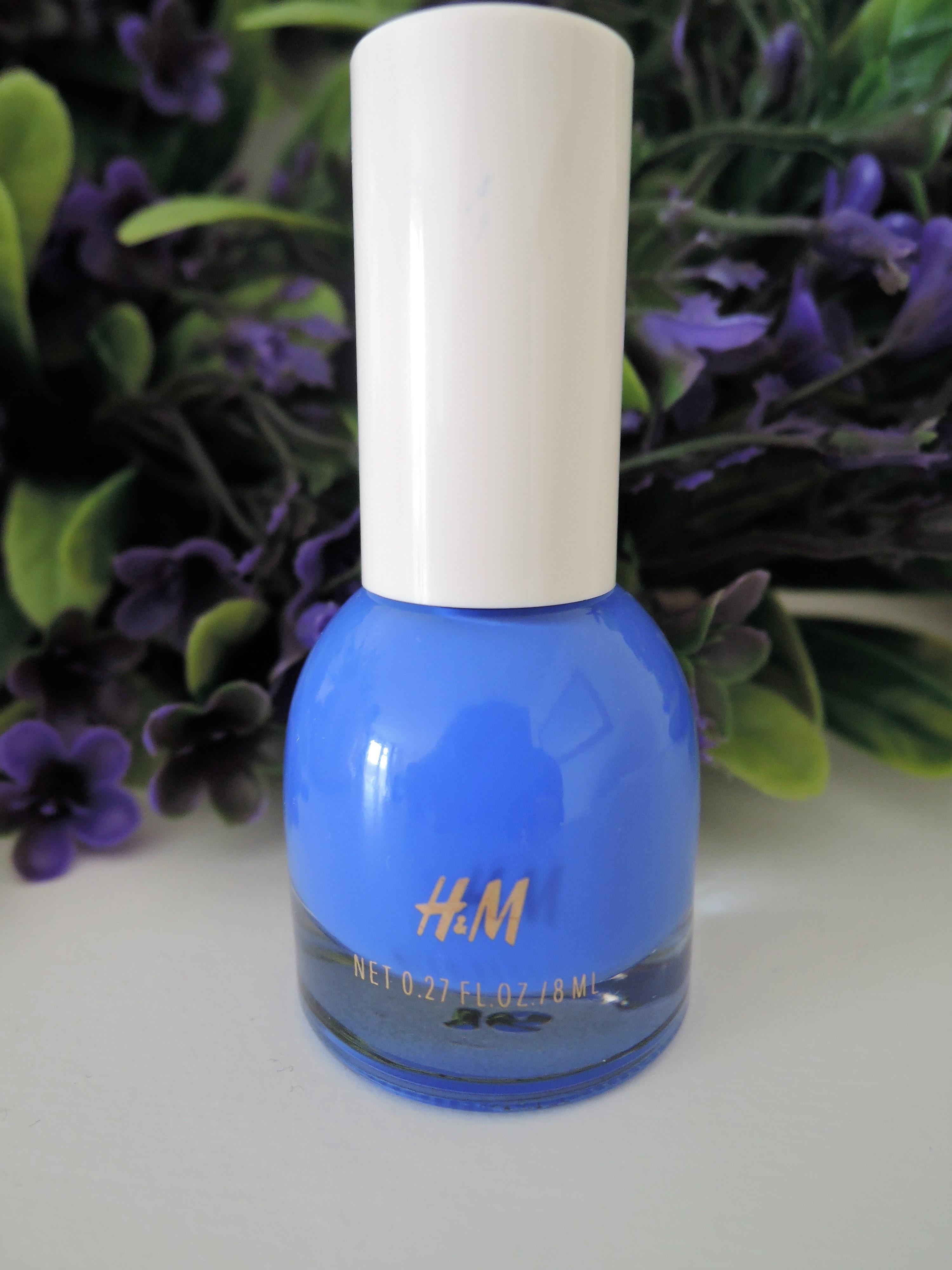 Lapis Lazuli Nail Varnish