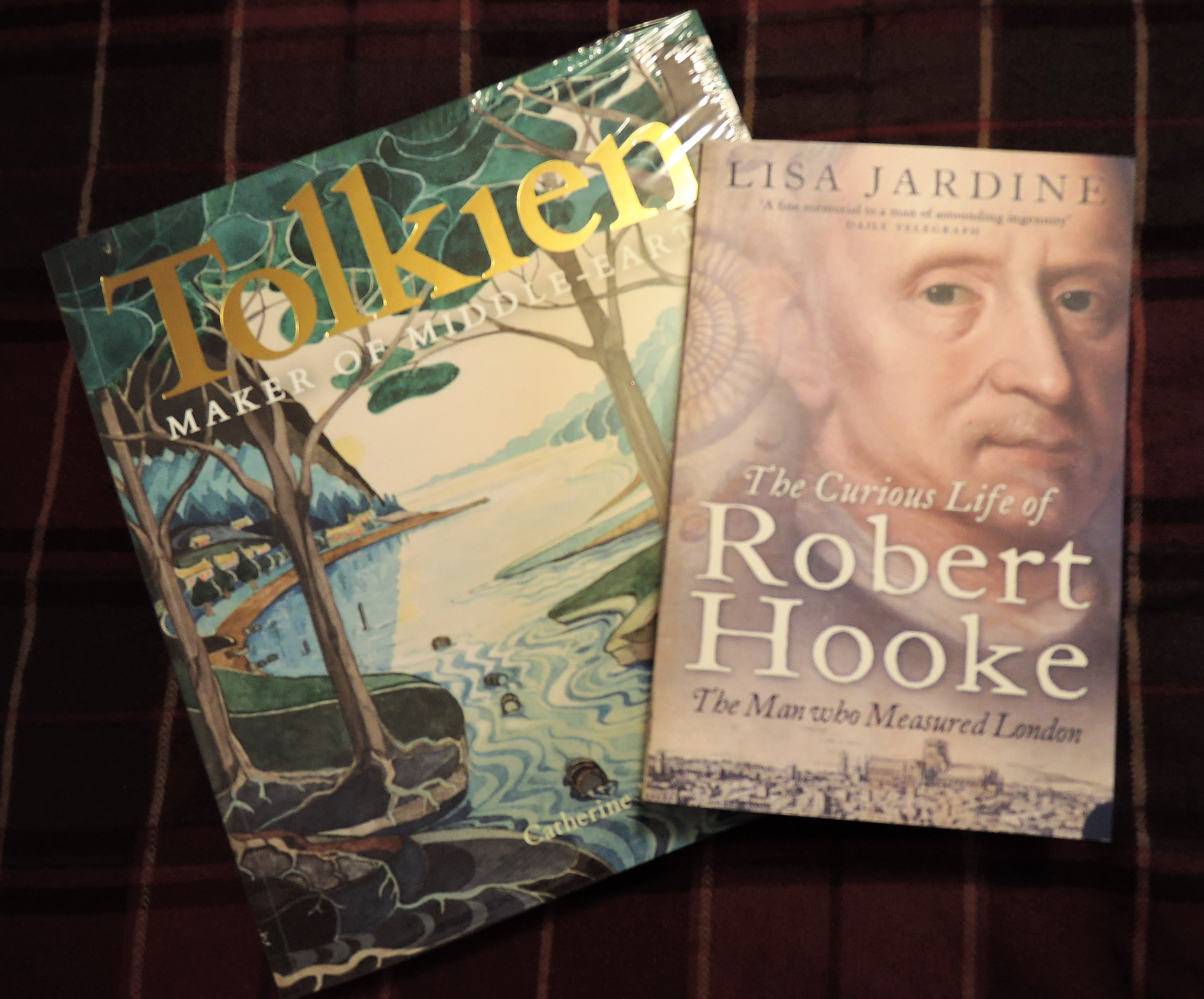 Books make great Christmas presents