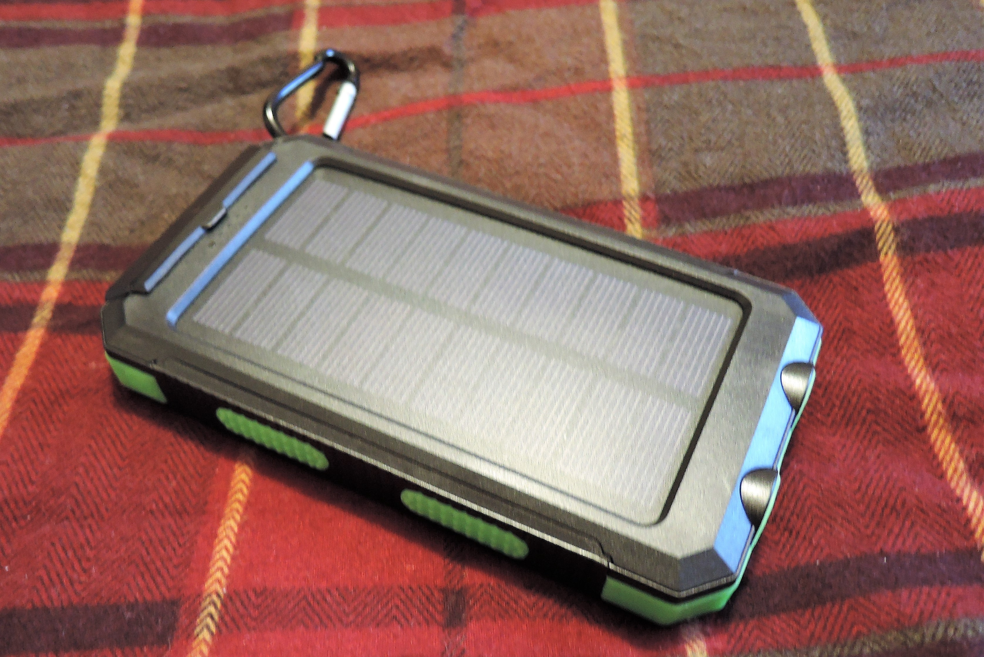 Solar Portable Charger