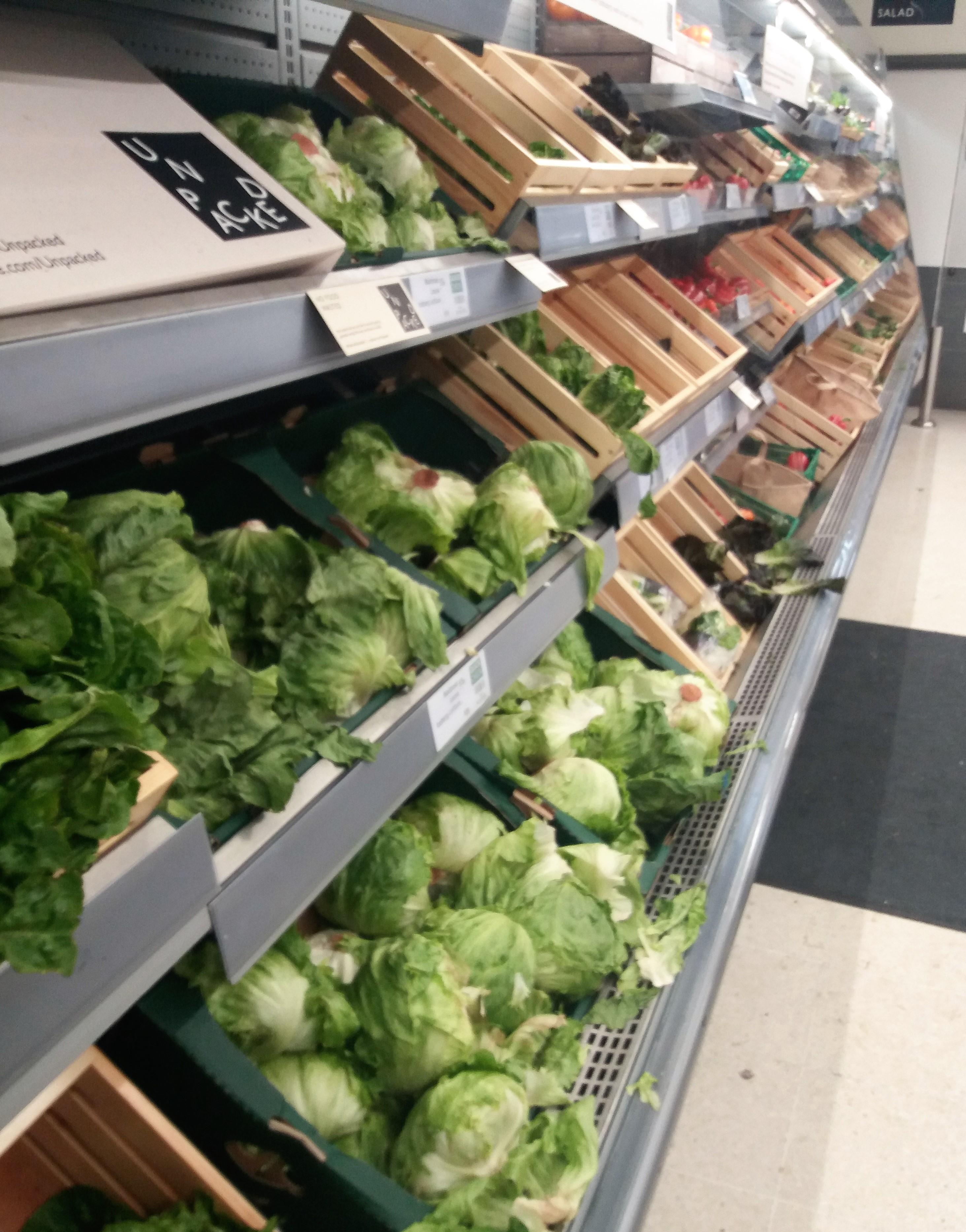 Plastic Free Produce