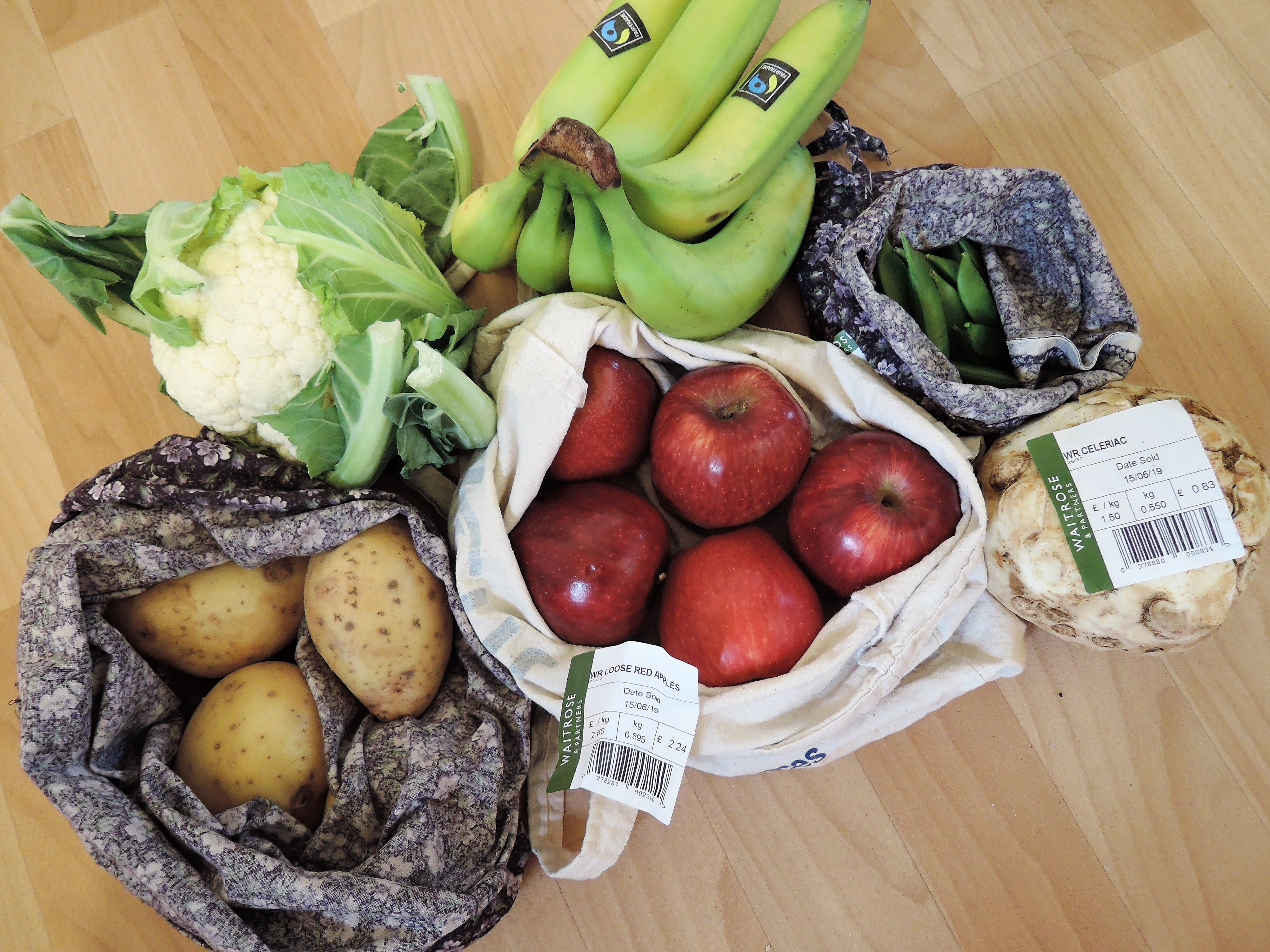 Grocery Haul Review Waitrose Unpacked