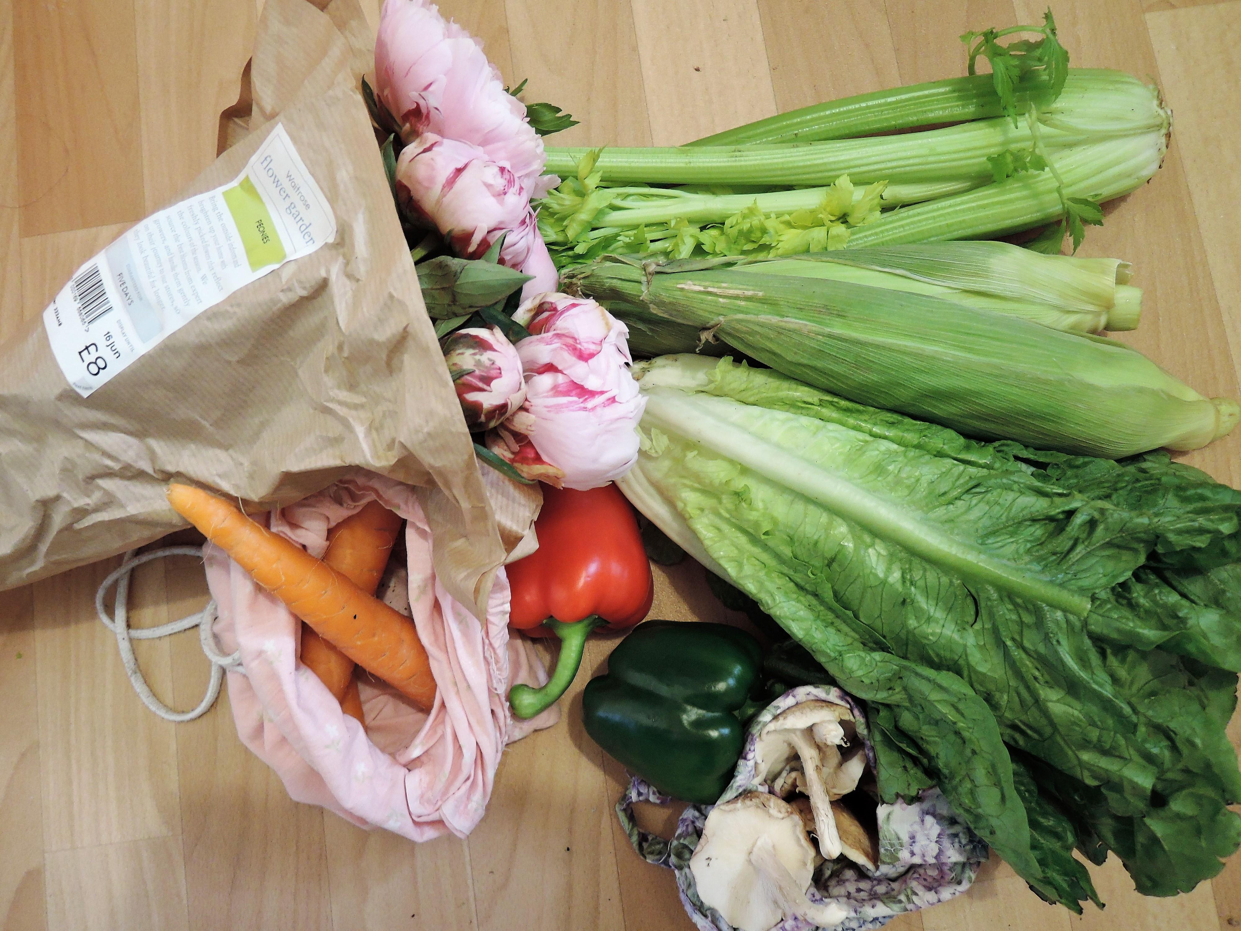 Package Free Groceries
